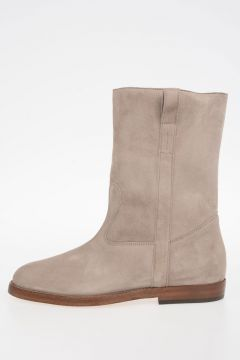 Suede Leather BOOTS SPRING