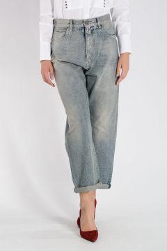 21 cm Glitter Denim Jeans