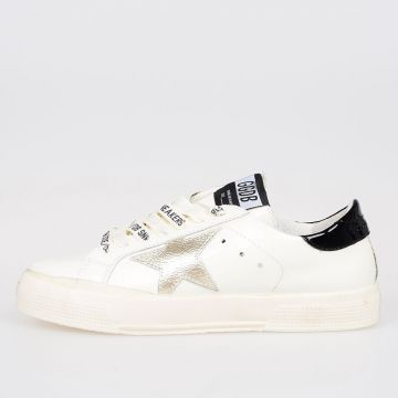 Sneakers MAY in Pelle