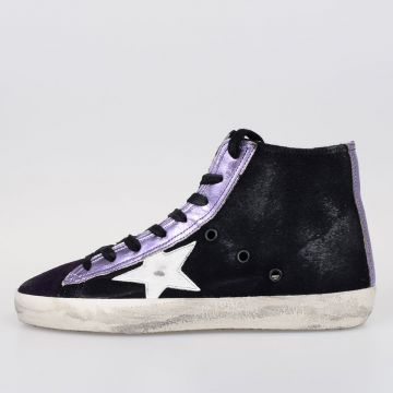 Fabric & Leather FRANCY Sneakers
