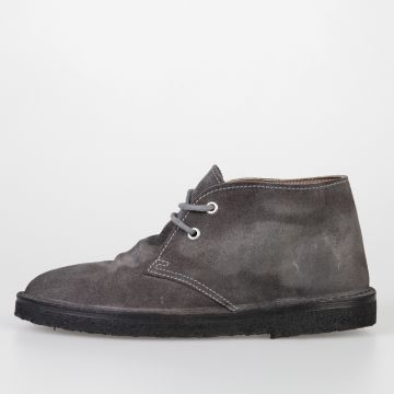 CITY Ankle Boots in Suede