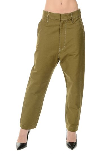 Pantalone Chino in Cotone