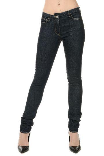 Jeans in Misto Cotone 13 cm