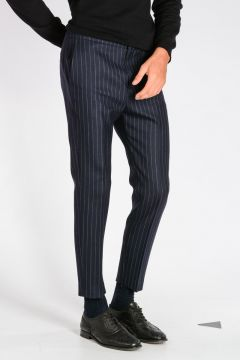 Wool KESTER Pinstriped Pants