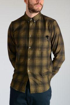 Virgin Wool Blend Shirt