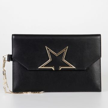 Leather VEDETTE Clutch