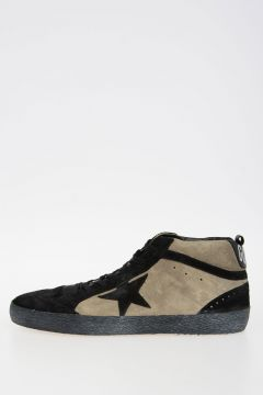 Sneakers MID STAR in Suede