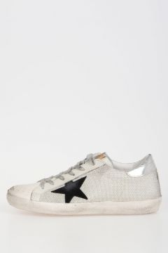Leather & Fabric SUPERSTAR Sneakers