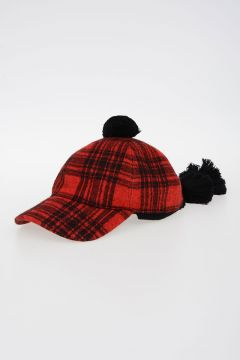 Cotton Blend Hat
