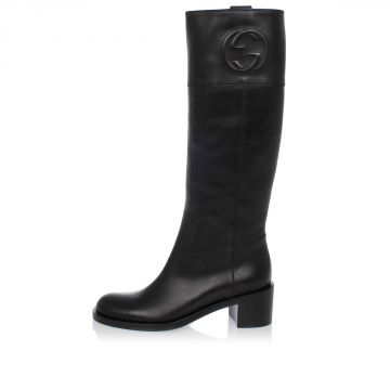 LIFFORD High Leather Boots