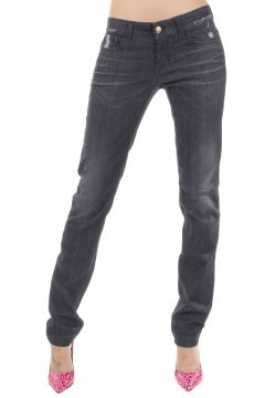 Jeans elasticizzati in cotone