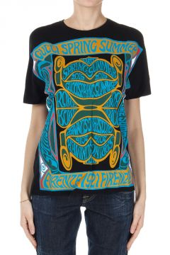 T-Shirt con Stampa GUCCI SPRING SUMMER