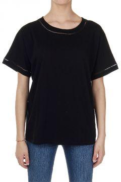 T-Shirt con Ricamo Logo