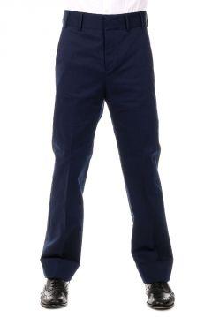 Pantaloni in Cotone Stretch