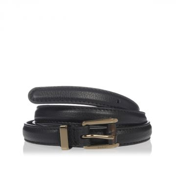 Leather CELLARIUS Belt