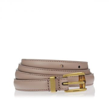 Leather SELLERIA Belt