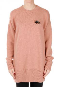 Round Neck Wool Sweater