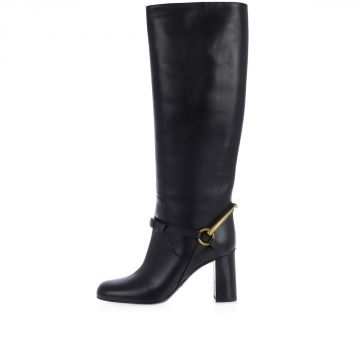 High Heel LIFFORD Leather Boots