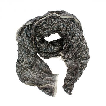 Silk Crepe Foulard 40 x 220 cm