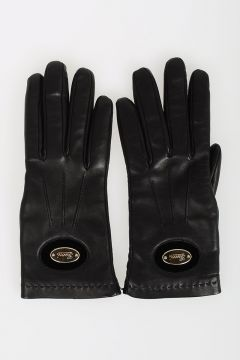 Leather Gloves Lined Cashmere