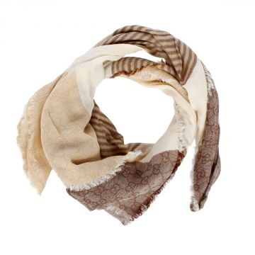 Sciarpa MILA in Cotone 70 x 180 cm