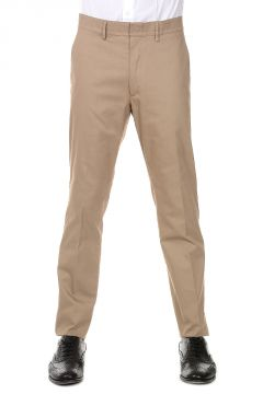 Cotton Blend Pants