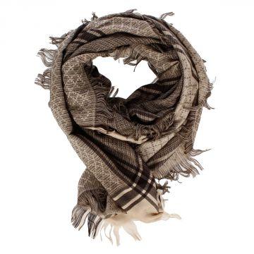 Wool Silk NARIA Scarf 125 x 125 cm