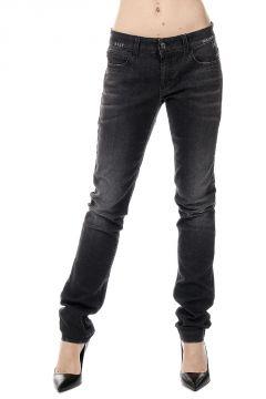 Stretch Denim Jeans 15 cm