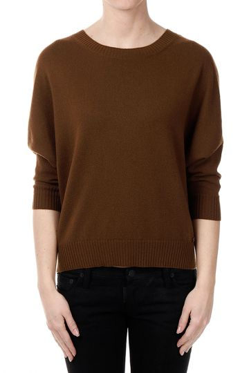 Oversize Sweater in Cashmere