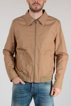 Cotton and Nylon Jacket