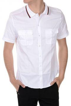 Camicia DUKE in Cotone a Maniche Corte