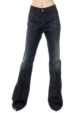 Jeans In Denim stretch 21 cm