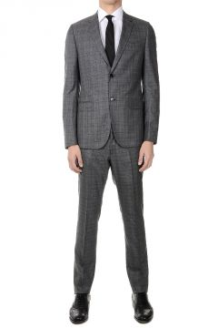 Silk and Wool Suit
