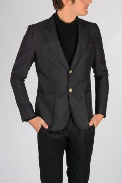 Mohair Wool Blazer