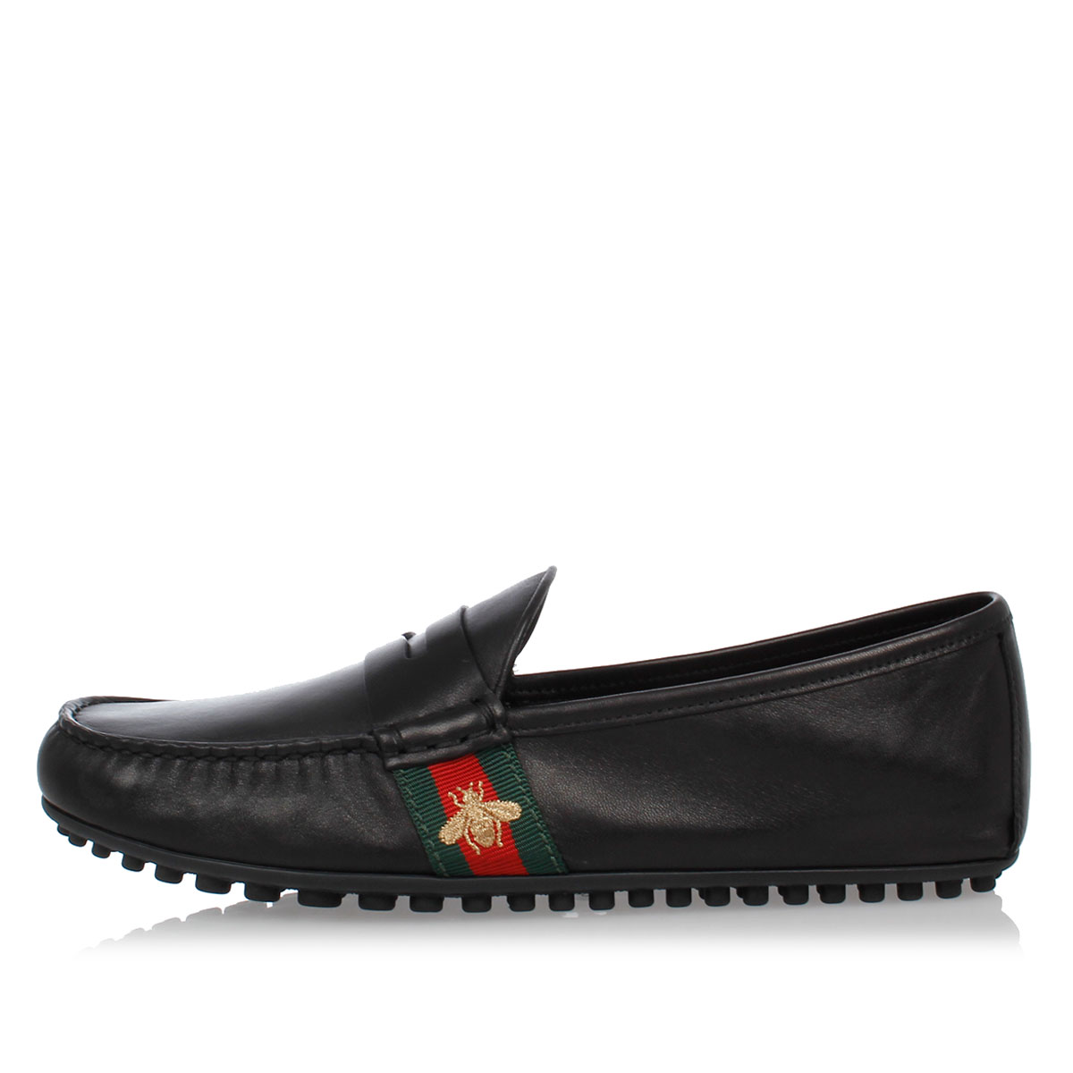f74552da634 Gucci Men Loafer in Leather - Glamood Outlet