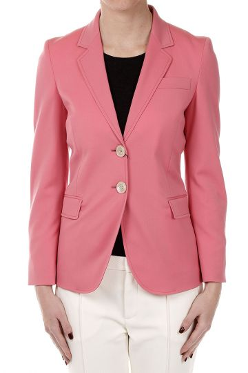 Silk and Wool stretch Blazer