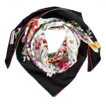 Silk 90 x 90 Foulard