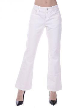 Skinny Flare Denim Jeans 22 cm