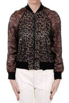 Laced Silk Jacket