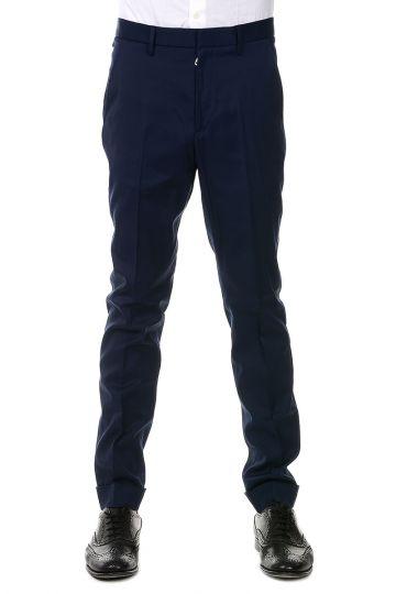 Pantalone Classico con Piega Frontale