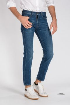 Jeans in Denim Stonewashed 16 cm