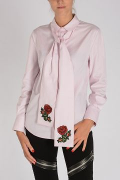 Popeline Cotton Blouse