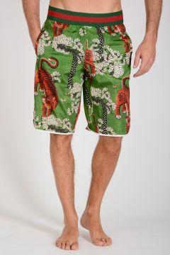Nylon Printed Swimsuit