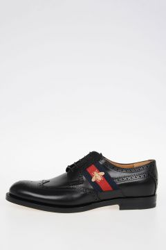 Leather Derby Shoes SPIRIT