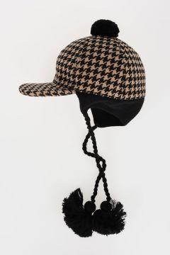 Pied de Poule  Hat