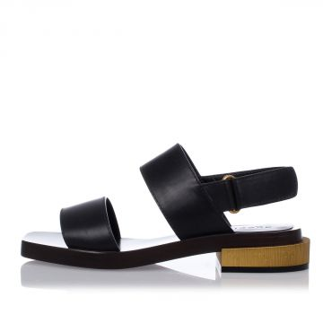 Sandalo in Pelle