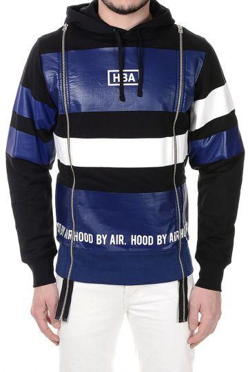 Zipped Frontal TERRY Sweatshirt