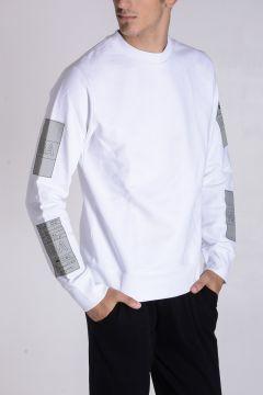 TERRY JOCK BOX Cotton Sweatshirt