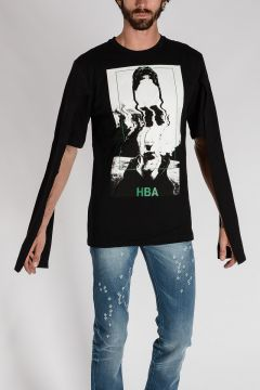 Round neck MONTGOMERY T-shirt