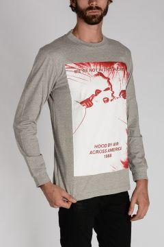 Cotton AMERICA Printed T-shirt